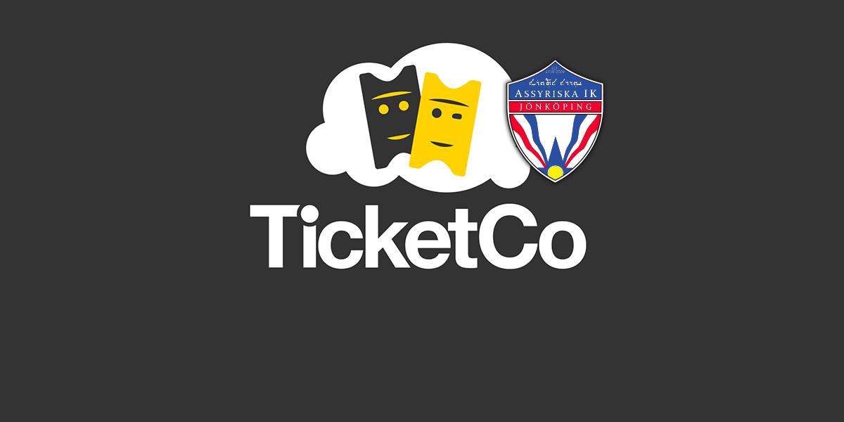 Nytt avtal med TicketCo
