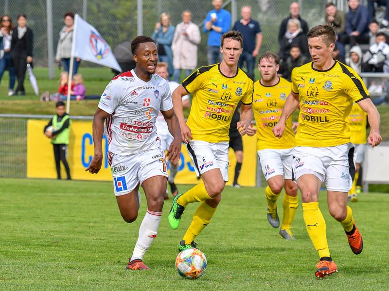 Matchen mot Åtvidabergs FF flyttad till Vapenvallen