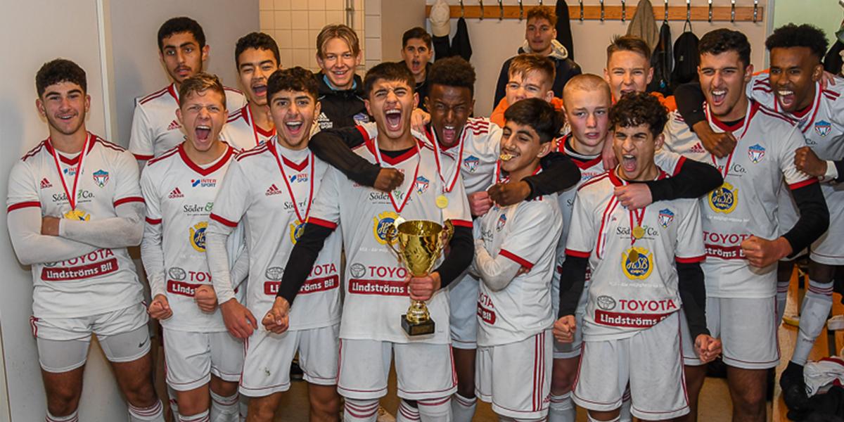 Assyriska IK P15 mästare i DM
