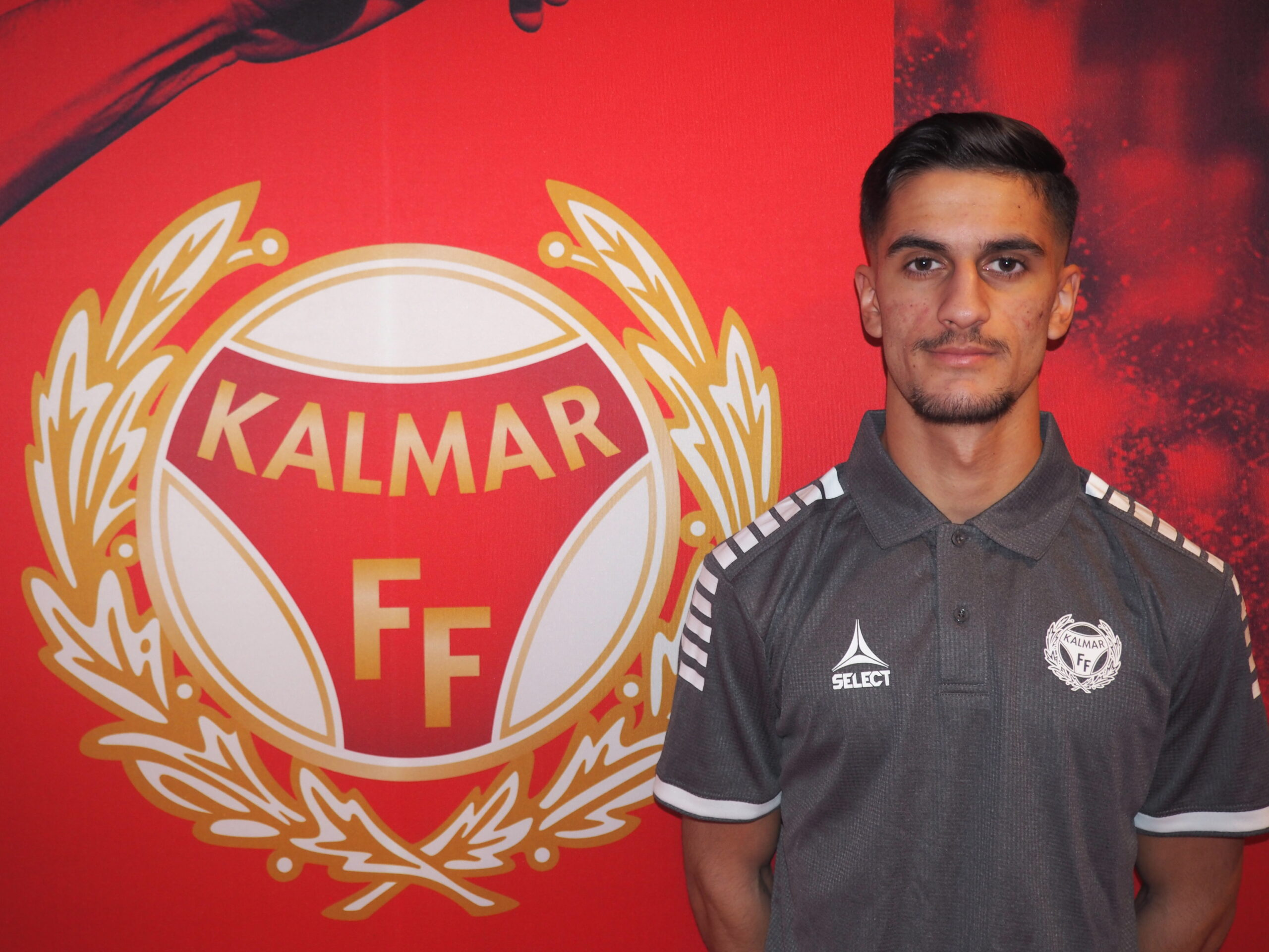 Noah Shamoun klar för Kalmar FF